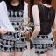 Lady Ribbon's Made Black & white Antique Playsuit thumbnail 2