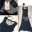 Lady Ribbon's Made Lady Beatrice Elegant and Glamourous Jersey Maxi Dress thumbnail 11