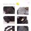 กระเป๋าเป้หนังปักเลื่อมอ่อน Blink Blink ทรงแบ็คแพ็ค หนังขึ้นทรงเนื้อหนาอย่างดี แต่งอะไหล่ทองเงารูปมงกุฏ thumbnail 4