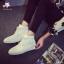รองเท้าผ้าใบหุ้มข้อ งาน ash style วัสดุทำจากหน้งpu thumbnail 2