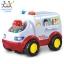 Huile Toys รถพยาบาล Ambulance Car - White thumbnail 2