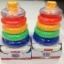 ห่วงโยน fisher price rock a stack New packaging ส่งฟรี thumbnail 3