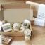 C002 กล่องลูกฟูก ขนาด 12 x 22 x 4.5 cm. ( 10 ใบ ) thumbnail 1