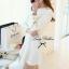 Lady Ribbon's Made Lady White Bella Mini dress thumbnail 5