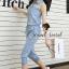 Seoul Secret Say's... Layla PlaySuits Denim Lace thumbnail 2