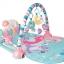 เพลยิมเปียโน baby bell สีพาสเทล ของแท้ มีราวของเล่นด้านข้าง ส่งฟรี thumbnail 2