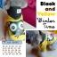เสื้อกันหนาวสุนัข ทูโทน เหลือง-ดำ มีฮูท (พร้อมส่ง) thumbnail 1