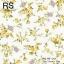 วอลเปเปอร์ลายช่อดอกไม้ออกสีเหลือง INF-D43 thumbnail 2