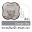 หมึกปั๊มพลาสติก สีเทา Cloudy Sky thumbnail 1