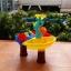 ชุดโต๊ะเล่นทรายขนาดใหญ่ เล่นทรายเล่นน้ำได้ มีเก้าอี้ และอุปกรณ์การเล่นค่ะ thumbnail 2