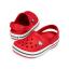 รองเท้า CROCS รองเท้าลำลองผู้ใหญ่ Crocband สีแดง thumbnail 1