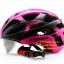 หมวกกันน็อคจักรยาน cigna aerow 02 มีแว่นในตัว thumbnail 21