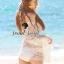 Creamy Beach&Sand Embroider Net Long Blouse by Seoul Secret thumbnail 3