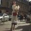 รองเท้ารุ่นหายาก ส้นเข็ม หนังแก้ว รัดข้อหนังขาว คล้องอะไหล่ ทองเหลือง หัวแหลม thumbnail 6