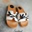 รองเท้าแฟชั่น สไตล์ HERMES รองเท้าแตะแบบสวมพื้นนิ่มใส่สบาย thumbnail 4