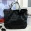 กระเป๋าเเฟชั่นสะพายข้าง อะไหล่รมดำ งานเรียบๆ บ็อกสีด้าน ดีไซร์เนี๊ยบหรู thumbnail 1