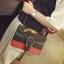 งานเกาหลีกระเป๋านำเข้า กระเป๋า Fashionปักลาย นูน ดีไซน์สุดเก๋ thumbnail 3
