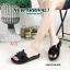 รองเท้าแตะพื้นนิ่มเพื่อสุขภาพด้านบนปีะดับดอกไม้น่ารัก thumbnail 1