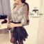 Étoile Isabel Marant Transparent long-sleeve top thumbnail 4