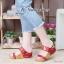 รองเท้าแตะส้นเตารีดแบบสวม thumbnail 3