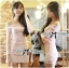 Lady Ribbon's Made Lady Lindsay Off-shoulder Lace Body-con Dress in Ivory thumbnail 4