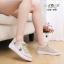 รองเท้าผ้าใบแฟชั่นสไตลฺวินเทรด แต่งระบายลูกไม้สวยหวานน่ารักมาก thumbnail 8