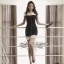New arrival Premium Quality Luxury Jays Pearl Dress thumbnail 2