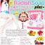 Radish Soap Plus+ สบู่แก้ขาลายผสมกลูต้า สูตรใหม่ล่าสุด ปรับผิวขาวกระจ่างใสขึ้น ลดสิวริ้วรอย รอยแผลเป็น thumbnail 2