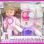 พร้อมส่งตุ๊กตาดูดนม ฉี่ได้ด้วย พร้อมอุปกรณ์ ส่งฟรี thumbnail 1
