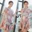 Lady Ribbon's Made Lady Tabitha Sweet Floral Effect Mini Dress thumbnail 2
