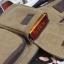 กระเป๋าคาดเอว กระเป๋าคาดอก พร้อมส่ง ผ้าแคนวาส สีน้ำตาล มีช่องกระเป๋าด้านหน้า 2 ช่อง กระเป๋าหลัง 1 ช่อง สายปรับได้ ใส่ของได้เยอะ thumbnail 4