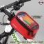 กระเป๋าพาดเฟรมหน้าใส่มือถือ ยี่ห้อ ROSWHEEL รุ่น 12496 L thumbnail 5