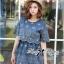 Lady Ribbon's Made Lady Amy Sweet Chic Laser-Cut Cotton Dress thumbnail 3