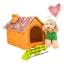 บ้านสุนัข ไซส์ JUMBO สีน้ำตาล พร้อมส่ง thumbnail 1