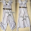 Lady Ribbon's Made Lady Monica Gorgeous and Glamourous Jumpsuit thumbnail 6