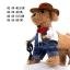 ชุดแฟนซีสุนัข ชุดคาวบอย (พร้อมส่ง) thumbnail 3