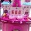 ชุดโต๊ะครัวปราสาท mini kitchen สีชมพู ส่งฟรี thumbnail 2