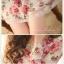 เสื้อแขนยาวพิมพ์ลายดอกไม้ thumbnail 3