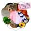 เสื้อสุนัข สไตล์เจ้าหญิง สีชมพู (พร้อมส่ง) thumbnail 2