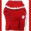 เสื้อน้องหมารีลัคคุมะสีแดง พร้อมส่ง thumbnail 2
