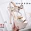 รองเท้าส้นสูงแฟชั่น ไซส์ 36-40 thumbnail 7