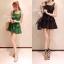 Cliona made, Party su Layer Trim Mini Dress thumbnail 1