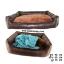 ที่นอนสุนัข เบาะหนังจัมโบ้ สีน้ำตาล (พร้อมส่ง) thumbnail 2