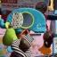SKK Baby โมบายแขวนพร้อมตุ๊กตา รุ่น Alphabet Zoo thumbnail 2