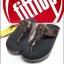 รองเท้า Fitflop Chacha สีเทาอมน้ำตาล หนังงู No.F0766 thumbnail 1
