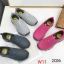 รองเท้าผ้าใบเพื่อสุขภาพเนื้อผ้ายืดหยุ่นสวมใส่สบาย thumbnail 4