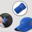 หมวกกันแดด แบบพับเก็บได้ thumbnail 2