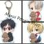 (พร้อมส่ง)Gyugyutto Acrylic Keychain - Yuri on Ice thumbnail 1