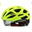 หมวกกันน็อคจักรยาน cigna aerow 02 มีแว่นในตัว thumbnail 17