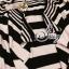 Sevy Korean Knit Striped Cardigan Jacket thumbnail 12